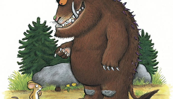The Gruffalo © Julia Donaldson and Axel Scheffler 1999 — Macmillan Children's Books